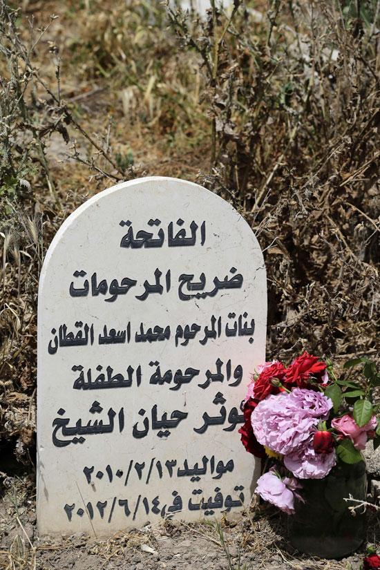 أطفال سوريا فى لبنان بين المدارس والقبور وانتظار الفرج  (6)