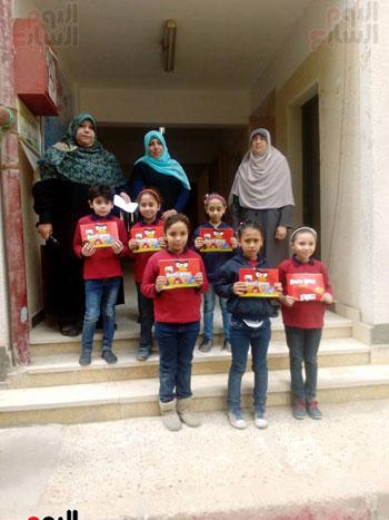 أول مدرسة تستغنى عن الدروس الخصوصية خلال عام بشمال سيناء (1)