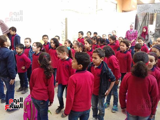 أول مدرسة تستغنى عن الدروس الخصوصية خلال عام بشمال سيناء (3)