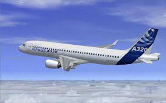 طائرة إيرباص A320 (5)