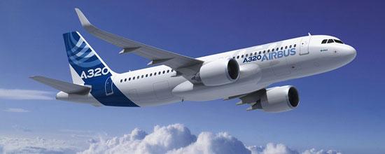طائرة إيرباص A320 (6)