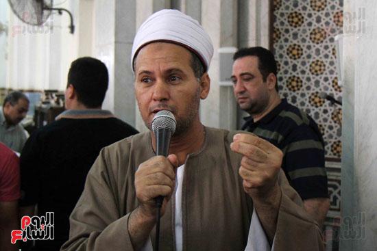 صلاة الغائب بمسجد ابو بكر الصديق  (6)