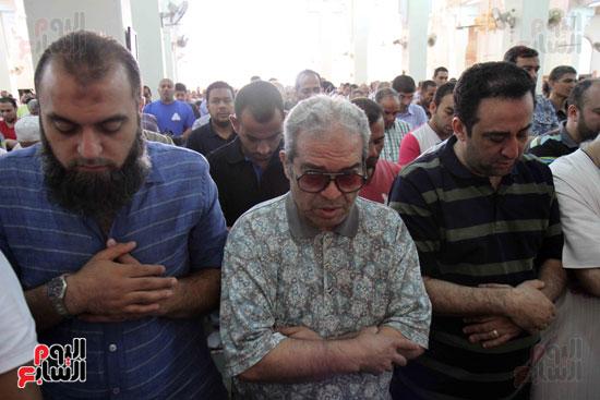 صلاة الغائب بمسجد ابو بكر الصديق  (10)