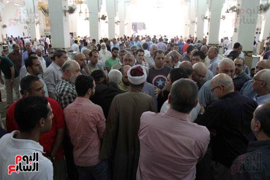 صلاة الغائب بمسجد ابو بكر الصديق  (14)