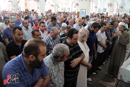 صلاة الغائب بمسجد ابو بكر الصديق  (9)
