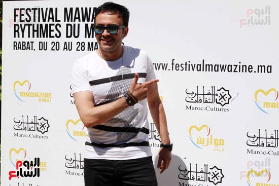 حاتم-ايدار-(3)مهرجان موازين الدولى