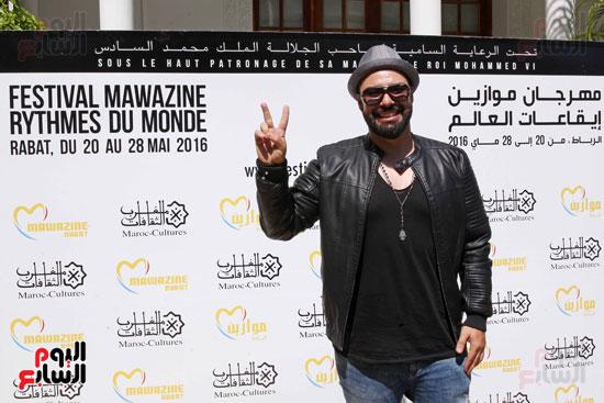 محمد-رضا-(3)مهرجان موازين الدولى