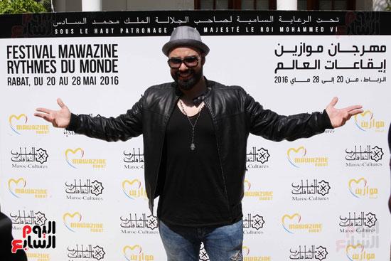 محمد-رضا-(5)مهرجان موازين الدولى