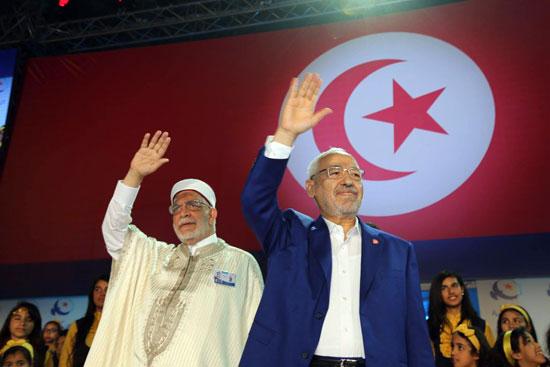 مؤتمر حركة النهضة التونيسية (1)