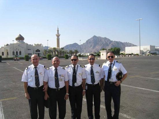 محمد شقيرى قائد الطائرة المنكوبة (12)