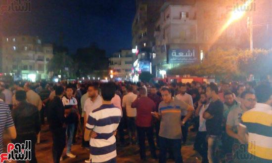 جنازه عسكريه لشهيد الارهاب بشمال سيناء (5)