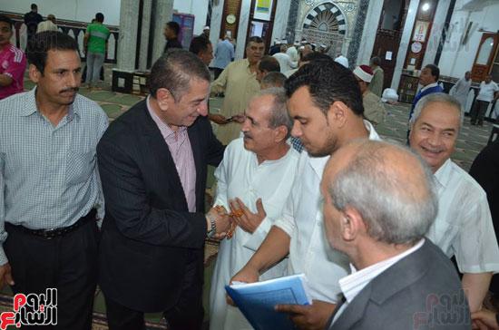محافظ كفر الشيخ يشهد احتفال الأوقاف بليلة النصف من شعبان (7)