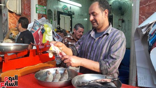 سوق الفسيخ بالغربية (1)