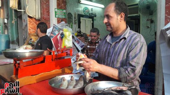 سوق الفسيخ بالغربية (14)