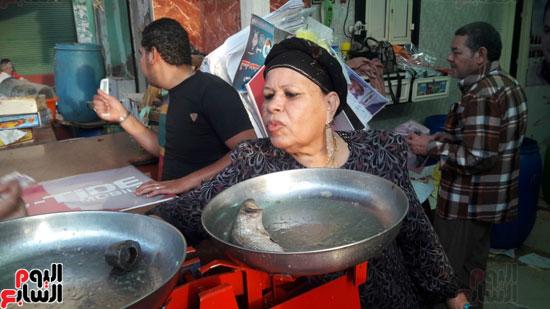 سوق الفسيخ بالغربية (3)