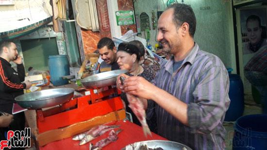 سوق الفسيخ بالغربية (6)