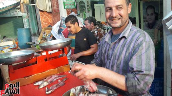 سوق الفسيخ بالغربية (8)
