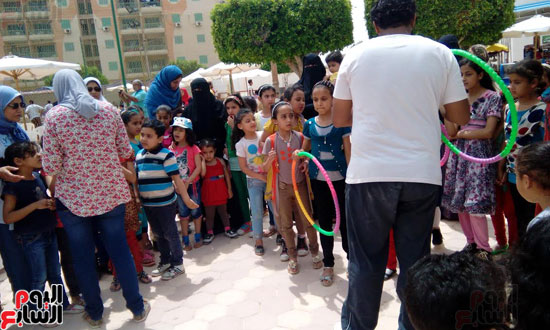 احتفالات شم النسيم (1)