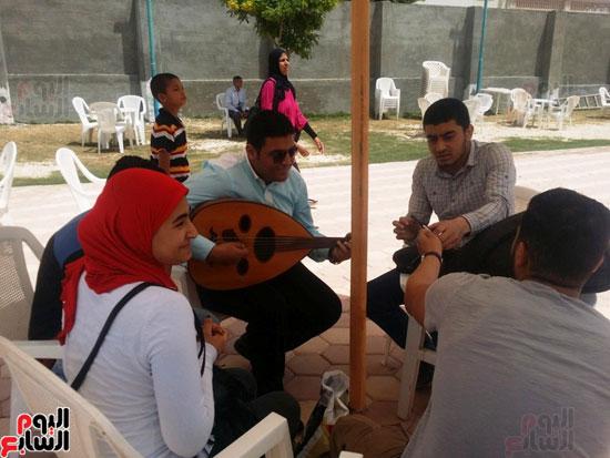 احتفالات شم النسيم (14)