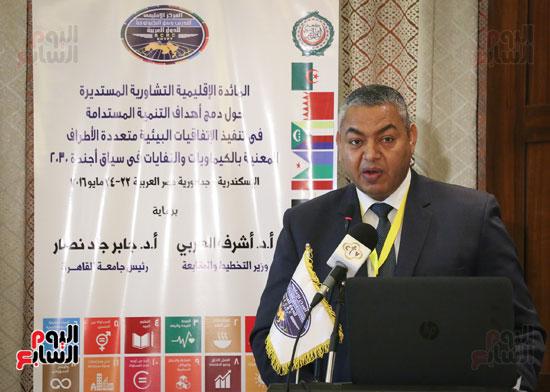 المائدة المستديرة لمناقشة اهداف التنمية المستدامة   (1)