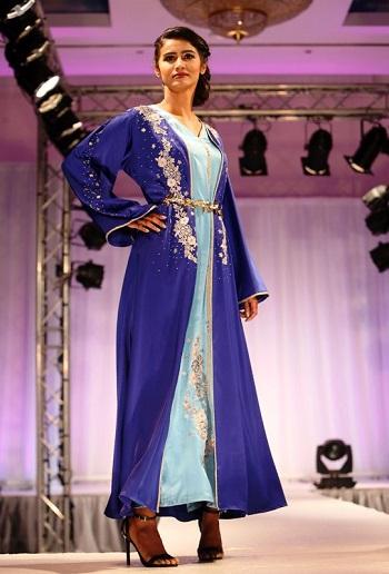7d3418d50 بالصور.. أزياء عمانية بلمسة عصرية فى معرض الموضة النسائية بمسقط ...