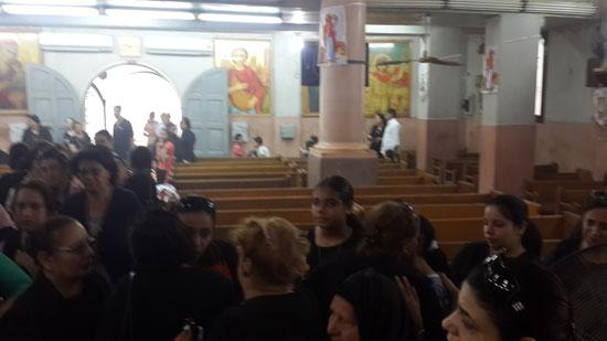 كنائس السويس تؤدى القداس على أمجد أرجنتو ضحية الطائرة المصرية المنكوبة (3)