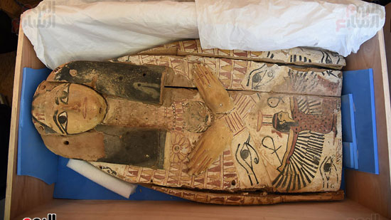 مراسم تسليم الآثار المصرية المسروقة من إسرائيل (3)