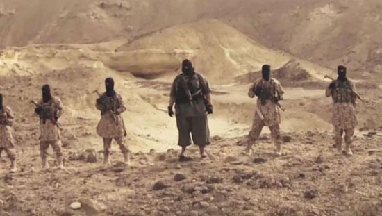 تنظيم داعش الإرهابى (1)