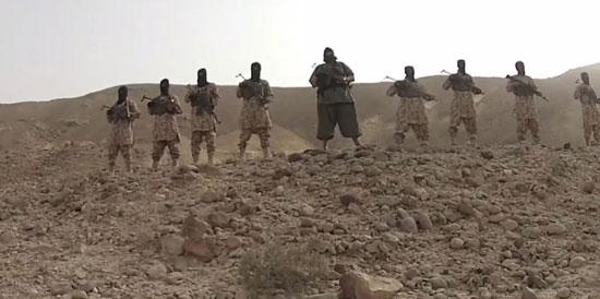 تنظيم داعش الإرهابى (9)