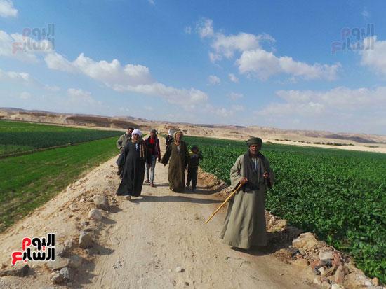 قرى فقيرة فى أسيوط (4)