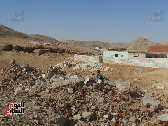 قرى فقيرة فى أسيوط (15)