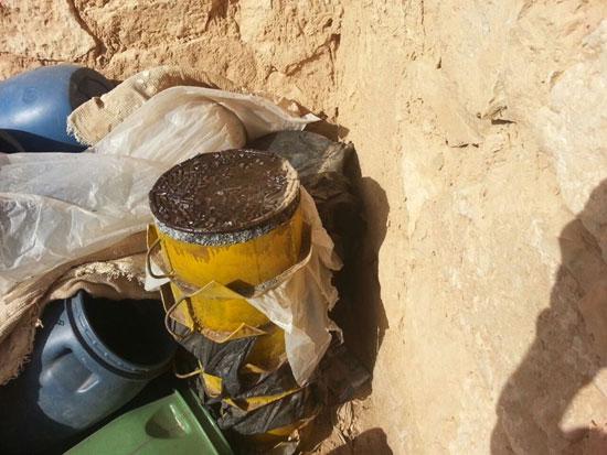 مقتل 13 إرهابيا وضبط 145 لغما فى وسط سيناء وجبل الحلال (2)