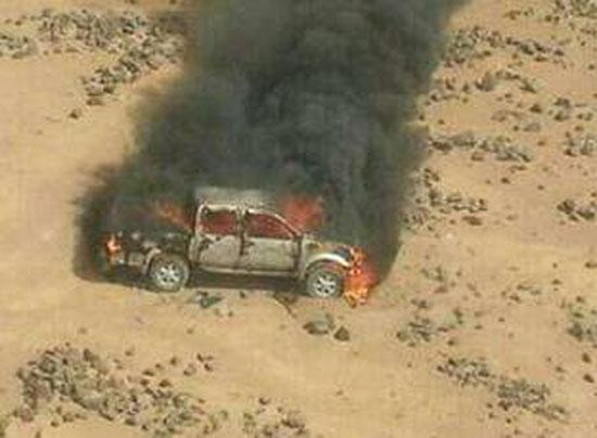 مقتل 13 إرهابيا وضبط 145 لغما فى وسط سيناء وجبل الحلال (3)