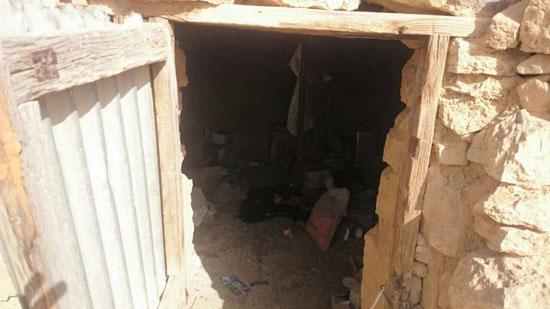 مقتل 13 إرهابيا وضبط 145 لغما فى وسط سيناء وجبل الحلال (6)