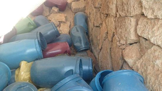 مقتل 13 إرهابيا وضبط 145 لغما فى وسط سيناء وجبل الحلال (7)