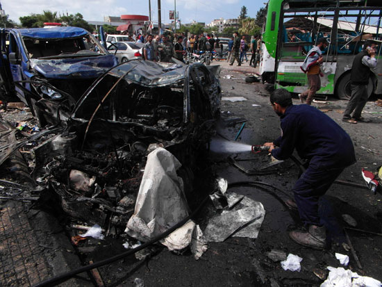 تفجيرات (2)
