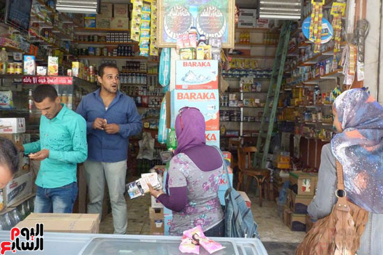 أصحاب المحلات التجارية بشارع باب الملوك بكرموز - بالإسكندرية (6)