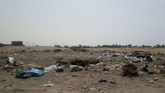 صحافة المواطن ، صور وابعت،   منطقة اثرية،مقلب للقمامة ، ماوى للكلاب ، المنطقة الجنوبية، اسيوط  (1)