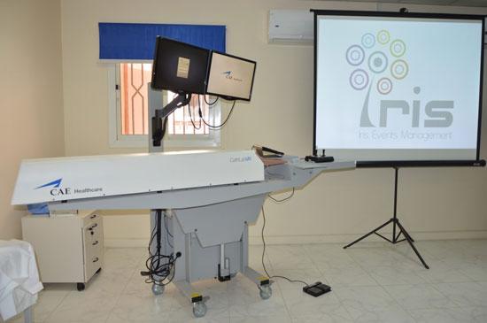 مستشفى طنطا التعليمى ينظم دورة تدريبية على أحدث جهاز لمحاكاة قسطرة القلب بالدلتا (3)