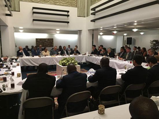 مصر ترأس اجتماعاً تشاورياً بين مجلسى الأمن الدولي والسلم الإفريقي (2)