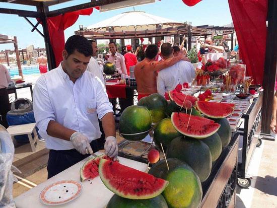 مهرجان الفواكه الحمراء بالغردقة (2)