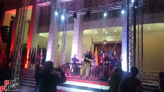 توماس جولدبرج، القائم بالأعمال فى السفارة الأمريكية بالقاهرة (1)