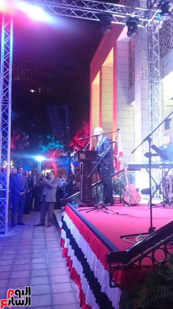 توماس جولدبرج، القائم بالأعمال فى السفارة الأمريكية بالقاهرة (6)