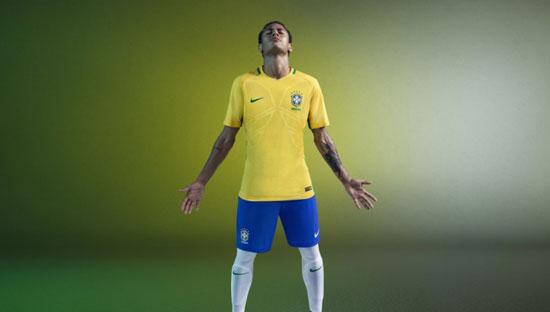 6-قميص-منتخب-البرازيل