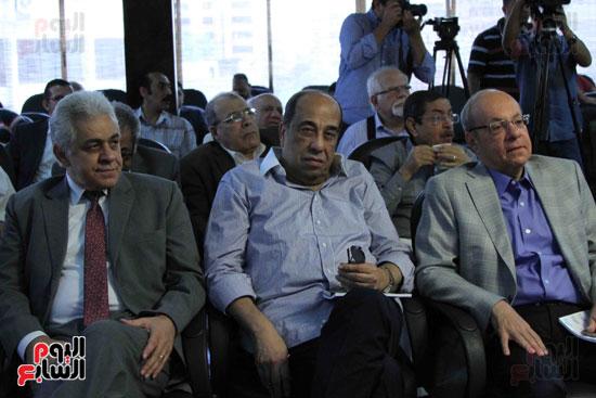 المؤتمر الاقتصادى بنقابة التجاريين (6)