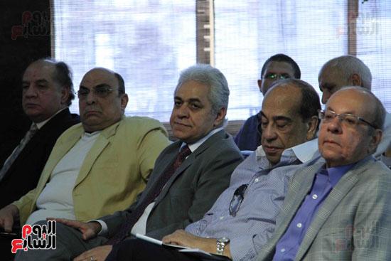 المؤتمر الاقتصادى بنقابة التجاريين (13)