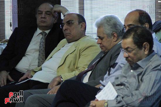 المؤتمر الاقتصادى بنقابة التجاريين (16)0