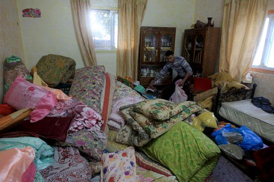 الاحتلال الإسرائيلى يعتقل 11 فلسطينيا بينهم سيدة بنابلس (1)