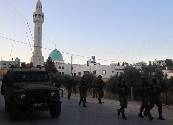 قوات الاحتلال الاسرائيلى (1)