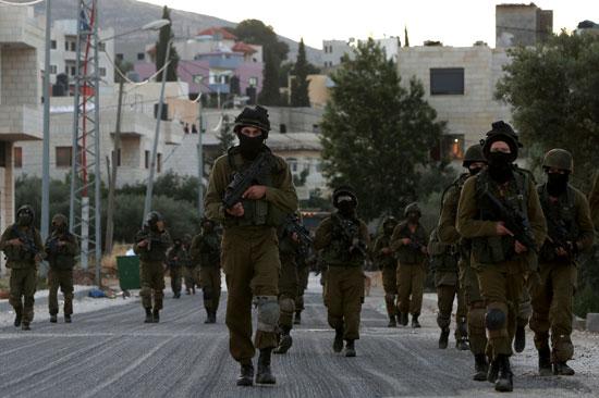 قوات الاحتلال الاسرائيلى (2)
